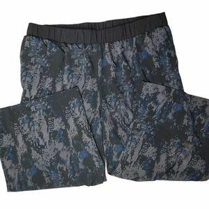 Penningtons Wide Leg Black Splatter Pant Size 2x